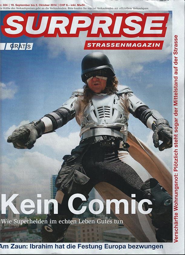 Min Surprise Magazine Couv