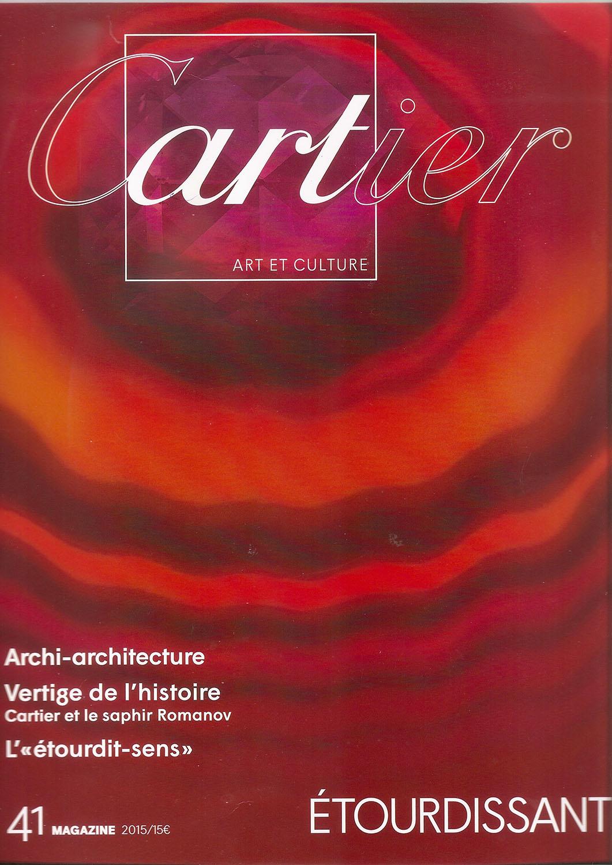Min Couv Cartier Art